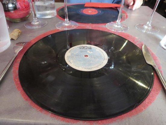 La Cuisine Des Sentiments: Set de table...