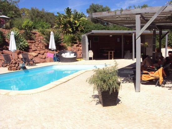 Zwembad en omgeving foto van casa grande vale silves tripadvisor - Zwembad omgeving ...