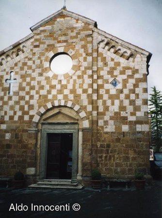 Chiesa dei Santi Pietro e Andrea a Trequanda 2' immagine