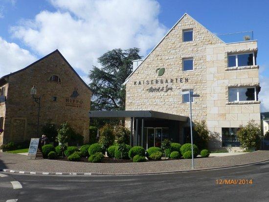 Kaisergarten Deidesheim frontansicht bild kaisergarten hotel spa deidesheim