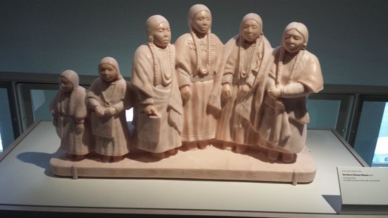 Briscoe Western Art Museum: Young indian women