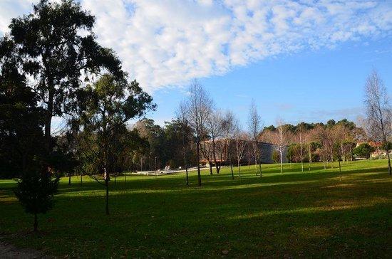 Parque da Cidade do Porto: Pavilhão da Agua