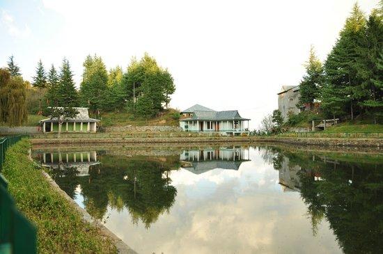 Banjara Camps - Thanedar: Lake 3Km away
