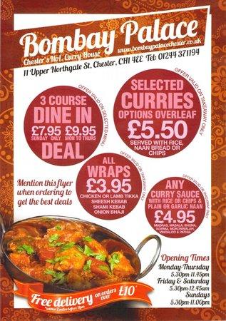 Chester Indian Restaurants Reviews