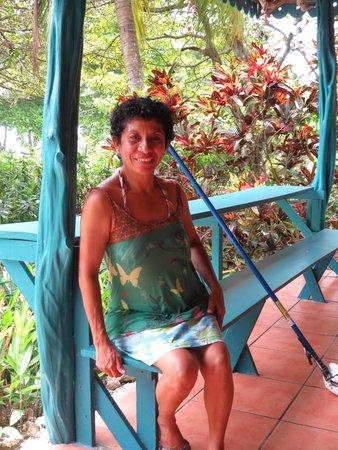 Casa Don Tomas: Josefa--Sweet Caretaker