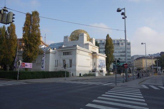 Secession Building (Secessionsgebaude): Secession, Wien