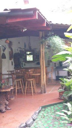 Casa Lima B & B: Bar