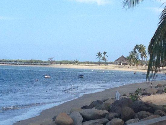 Wyndham Resort Denarau Island: Beach