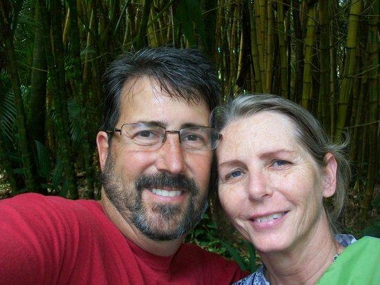 National Tropical Botanical Garden: Selfie