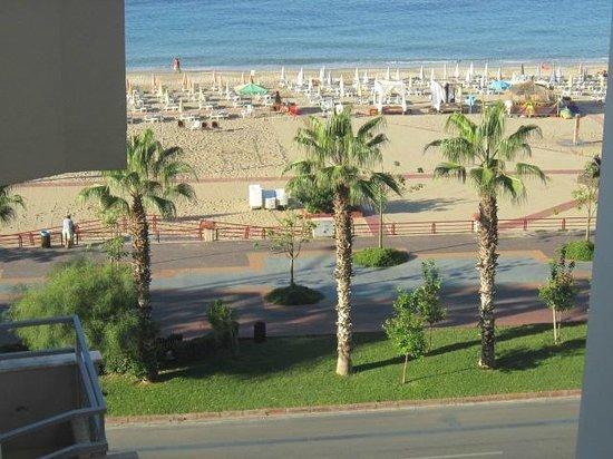 Kleopatra Life: Вид с балкона