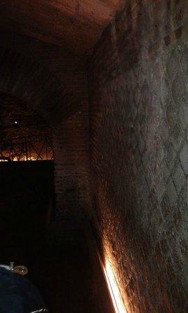 Teatro Greco-Romano : interno