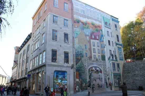 Maison du Fort: Quebec City