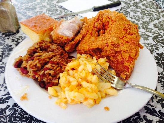 Mel's Cafe: Winner winner chicken dinner
