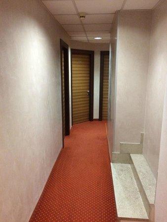 Park Hotel Meuble: il piano della camera