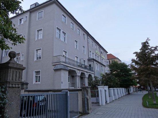 Hotel Seibel: Отель. Вид с улицы.