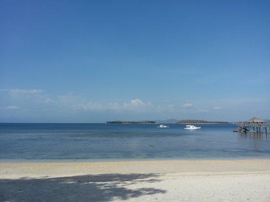 Cocotinos Sekotong, Boutique Beach Resort & Spa: spiaggia