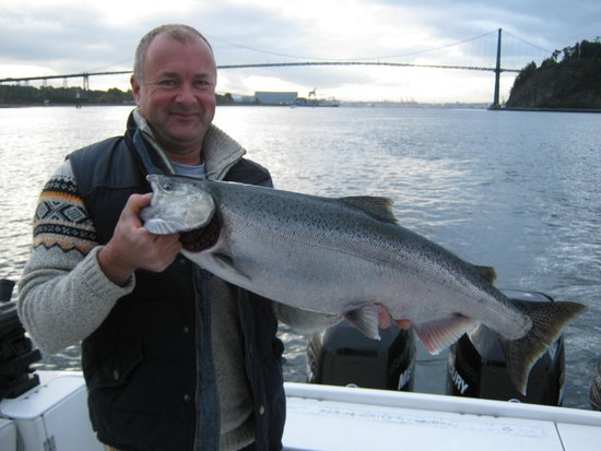 Bites On Salmon Charters: one of seven