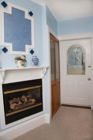 Glynn House Inn : Eisenhower Deluxe Suite