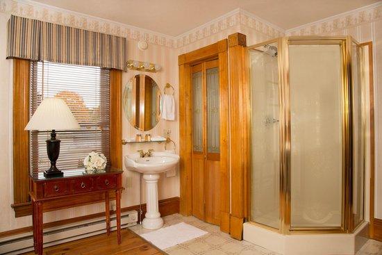 Glynn House Inn : Taft Deluxe Bedroom
