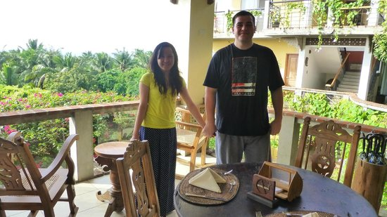 Amarela Resort: Our vacation
