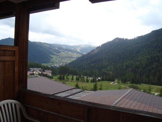 Hotel Cappella : panorama dalla camera