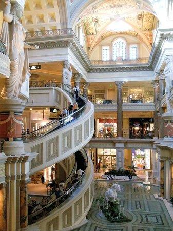 Casino at Caesars Palace : interno