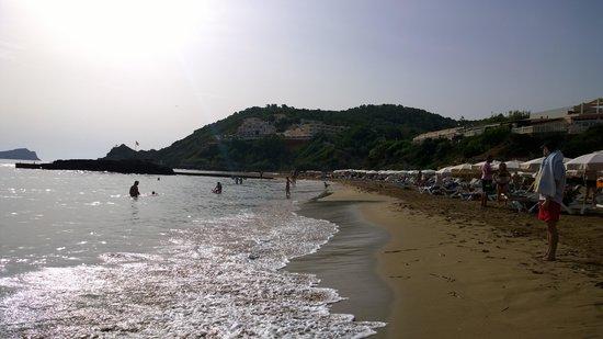 Playa de Es Figueral: Strand