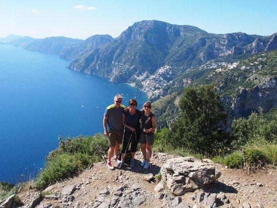 Franco Trekking Positano : Path of the Gods