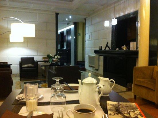 Duca D'Alba Hotel: lobby