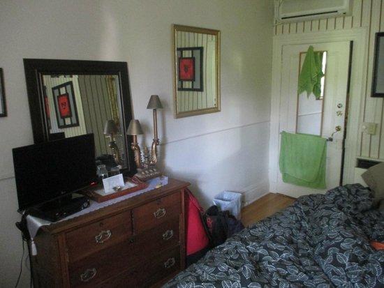 Le St-Christophe: une chambre