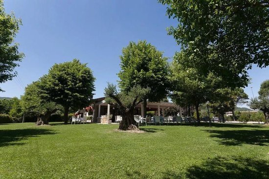 Torreglia, Italien: parco