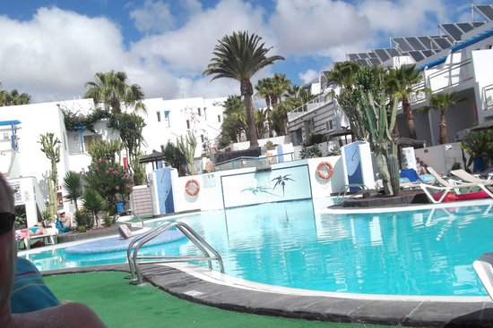Apartments Parque Tropical: pool