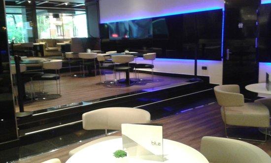 Melia Madrid Serrano Galgos: Cafetería del hotel