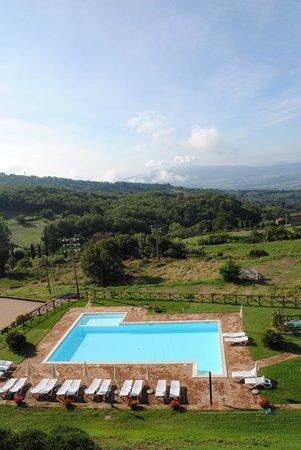 Residence Il Ciliegio: Der Ausblick