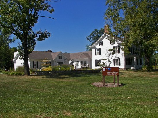 Morris Plains, NJ: Helen C. Fenske Visitor Center