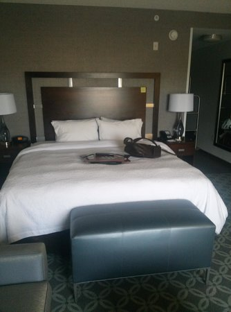 Hampton Inn & Suites Greensboro / Coliseum Area: my room