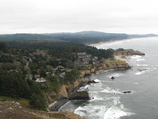 Clarion Inn Surfrider Resort: Oregon coast