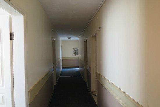 Artemis Hotel: Hallway