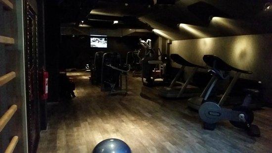pentahotel Prague: Fitness room
