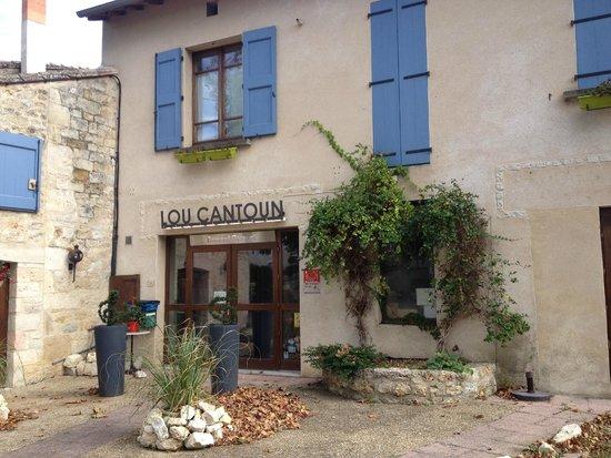 Lou Cantoun de Bernard Gisquet : Fantastic food awaits you in lovely village