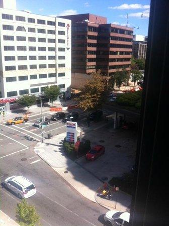 The Ritz-Carlton, Washington, DC: view