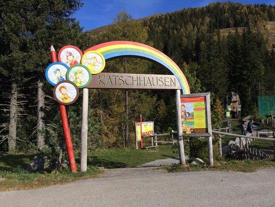 Parco natura per bambini Katschhausen