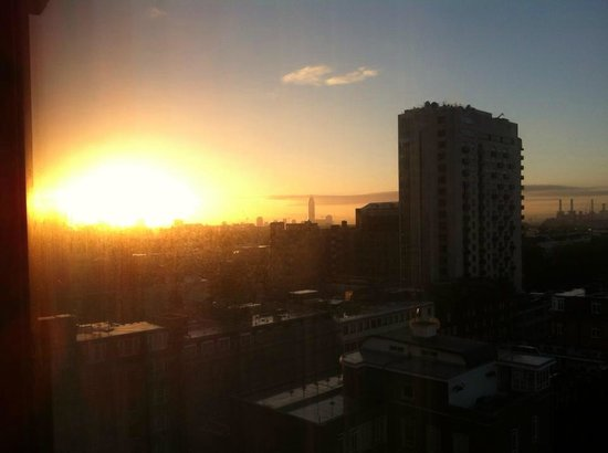 Millennium Hotel London Knightsbridge: View from the room #1001