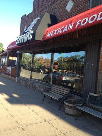 Zapata's Mexican Restaurant : Exterior View