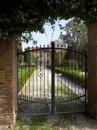 Villa Horti della Fasanara: Ingresso
