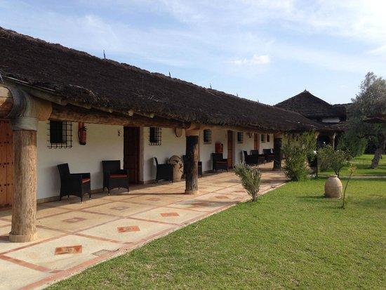 Ardea Purpurea Lodge: Rooms