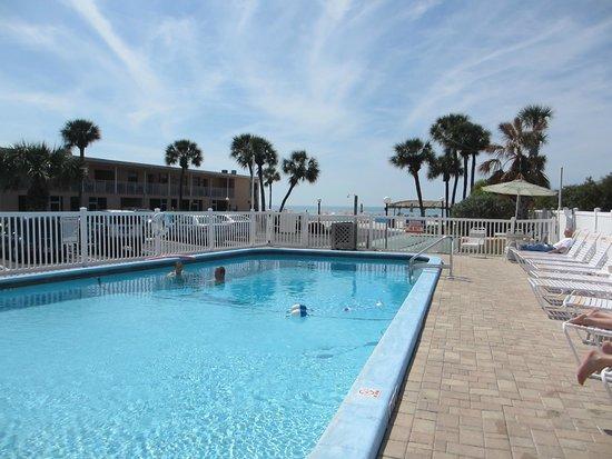 Gulf Beach Motel Lido Beach Florida