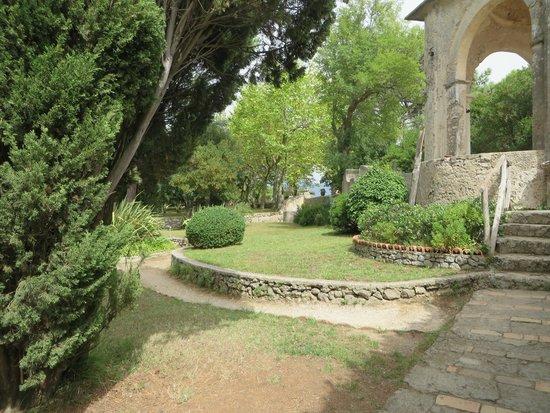 Vue De L 39 Esplanade Picture Of Villa Cimbrone Gardens