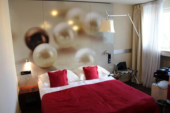 Perla Hotel : Room interior