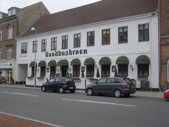 Рингстед, Дания: Rådhuskroen i Ringsted.
